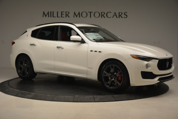 New 2018 Maserati Levante Q4 GranSport for sale Sold at Alfa Romeo of Greenwich in Greenwich CT 06830 10