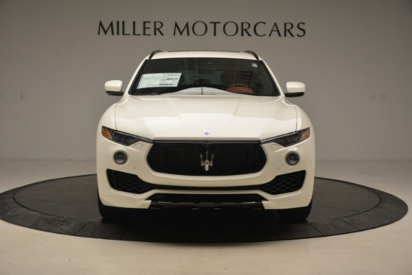 New 2018 Maserati Levante Q4 GranSport for sale Sold at Alfa Romeo of Greenwich in Greenwich CT 06830 12