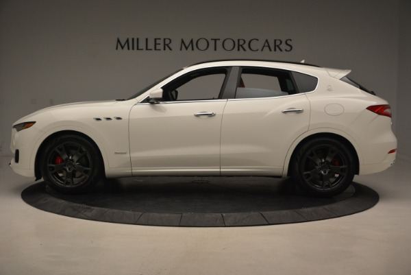 New 2018 Maserati Levante Q4 GranSport for sale Sold at Alfa Romeo of Greenwich in Greenwich CT 06830 3