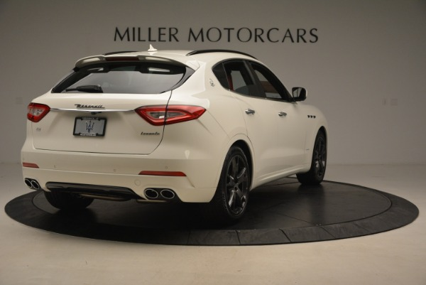 New 2018 Maserati Levante Q4 GranSport for sale Sold at Alfa Romeo of Greenwich in Greenwich CT 06830 7