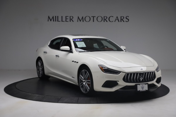 Used 2018 Maserati Ghibli S Q4 GranSport for sale Call for price at Alfa Romeo of Greenwich in Greenwich CT 06830 11