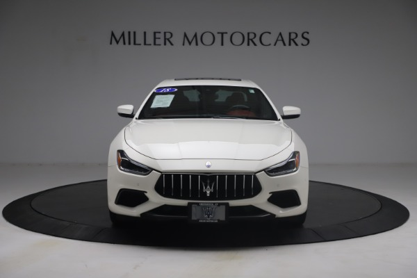 Used 2018 Maserati Ghibli S Q4 GranSport for sale Call for price at Alfa Romeo of Greenwich in Greenwich CT 06830 12