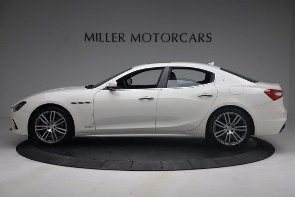 Used 2018 Maserati Ghibli S Q4 GranSport for sale Call for price at Alfa Romeo of Greenwich in Greenwich CT 06830 3