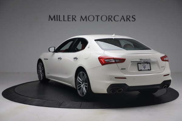 Used 2018 Maserati Ghibli S Q4 GranSport for sale Call for price at Alfa Romeo of Greenwich in Greenwich CT 06830 5