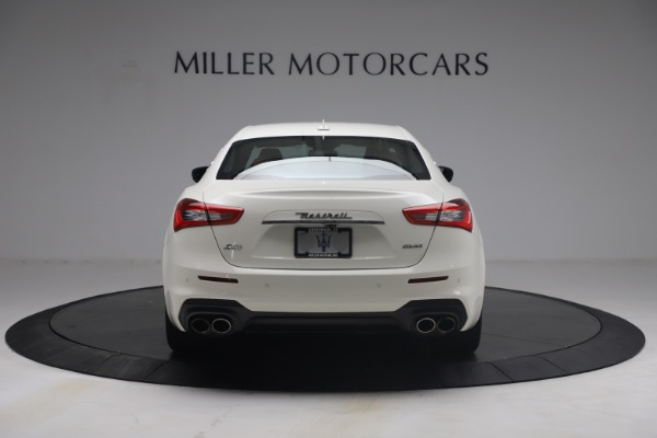 Used 2018 Maserati Ghibli S Q4 GranSport for sale Call for price at Alfa Romeo of Greenwich in Greenwich CT 06830 6
