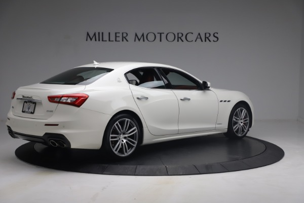 Used 2018 Maserati Ghibli S Q4 GranSport for sale Call for price at Alfa Romeo of Greenwich in Greenwich CT 06830 7