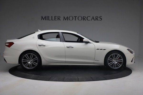 Used 2018 Maserati Ghibli S Q4 GranSport for sale Call for price at Alfa Romeo of Greenwich in Greenwich CT 06830 9