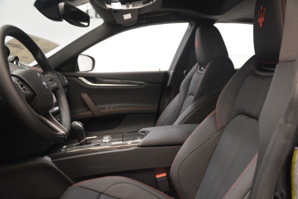 New 2018 Maserati Ghibli S Q4 GranSport for sale Sold at Alfa Romeo of Greenwich in Greenwich CT 06830 14