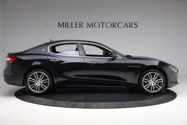 New 2018 Maserati Ghibli S Q4 Gransport for sale Sold at Alfa Romeo of Greenwich in Greenwich CT 06830 10