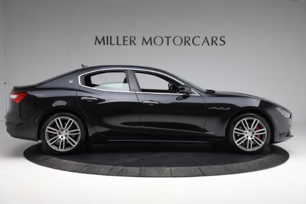 Used 2018 Maserati Ghibli S Q4 Gransport for sale $55,900 at Alfa Romeo of Greenwich in Greenwich CT 06830 10