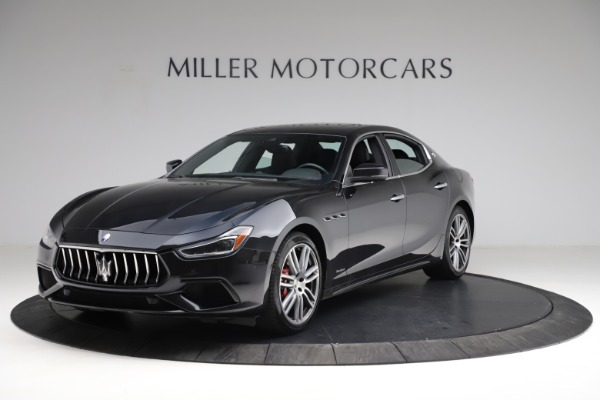 New 2018 Maserati Ghibli S Q4 Gransport for sale Sold at Alfa Romeo of Greenwich in Greenwich CT 06830 2