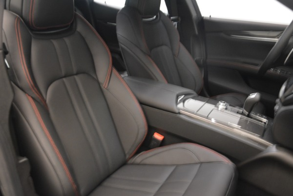 Used 2018 Maserati Ghibli S Q4 Gransport for sale $55,900 at Alfa Romeo of Greenwich in Greenwich CT 06830 22