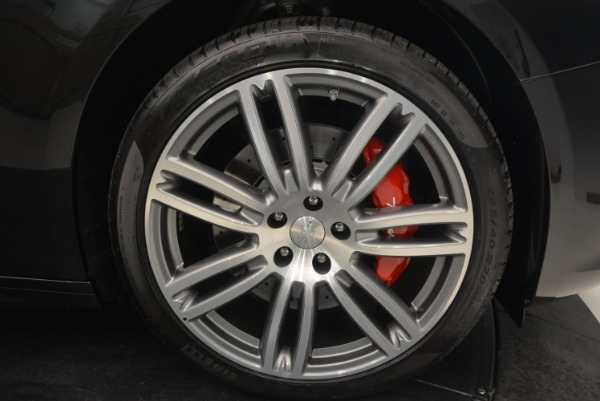 Used 2018 Maserati Ghibli S Q4 Gransport for sale $55,900 at Alfa Romeo of Greenwich in Greenwich CT 06830 26