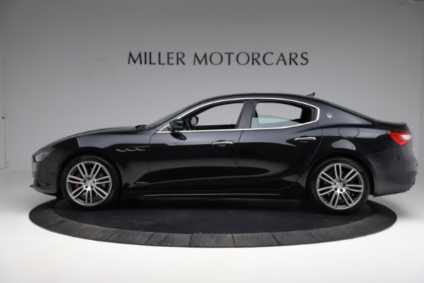 New 2018 Maserati Ghibli S Q4 Gransport for sale Sold at Alfa Romeo of Greenwich in Greenwich CT 06830 3