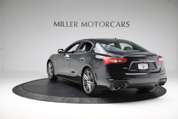 New 2018 Maserati Ghibli S Q4 Gransport for sale Sold at Alfa Romeo of Greenwich in Greenwich CT 06830 5