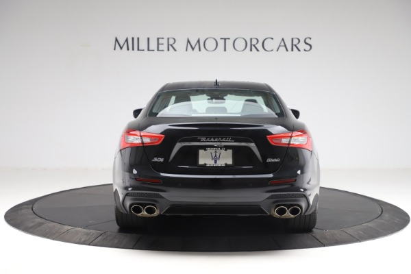New 2018 Maserati Ghibli S Q4 Gransport for sale Sold at Alfa Romeo of Greenwich in Greenwich CT 06830 7