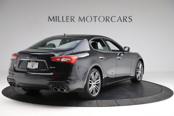 New 2018 Maserati Ghibli S Q4 Gransport for sale Sold at Alfa Romeo of Greenwich in Greenwich CT 06830 8