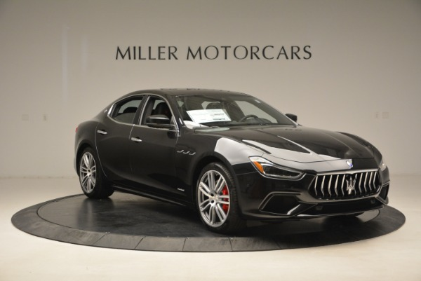 New 2018 Maserati Ghibli S Q4 Gransport for sale Sold at Alfa Romeo of Greenwich in Greenwich CT 06830 11