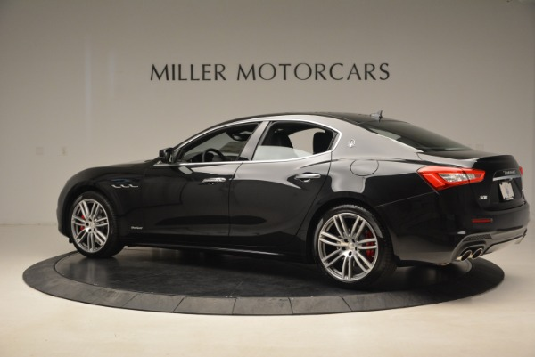 New 2018 Maserati Ghibli S Q4 Gransport for sale Sold at Alfa Romeo of Greenwich in Greenwich CT 06830 4