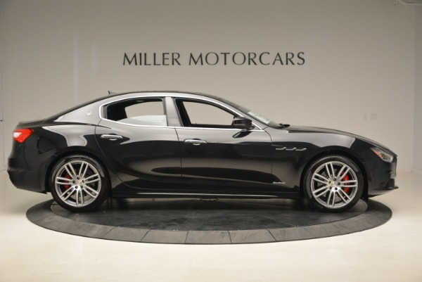 New 2018 Maserati Ghibli S Q4 Gransport for sale Sold at Alfa Romeo of Greenwich in Greenwich CT 06830 9