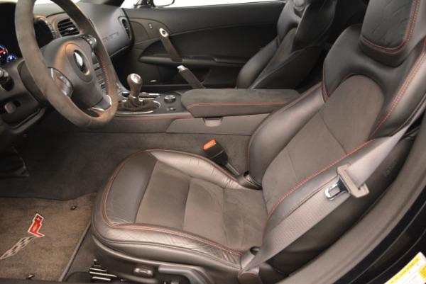 Used 2012 Chevrolet Corvette Z16 Grand Sport for sale Sold at Alfa Romeo of Greenwich in Greenwich CT 06830 14