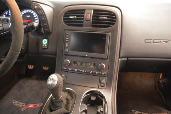Used 2012 Chevrolet Corvette Z16 Grand Sport for sale Sold at Alfa Romeo of Greenwich in Greenwich CT 06830 19