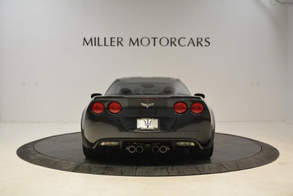 Used 2012 Chevrolet Corvette Z16 Grand Sport for sale Sold at Alfa Romeo of Greenwich in Greenwich CT 06830 6
