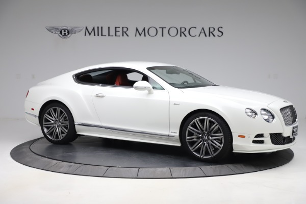Used 2015 Bentley Continental GT Speed for sale $109,900 at Alfa Romeo of Greenwich in Greenwich CT 06830 10