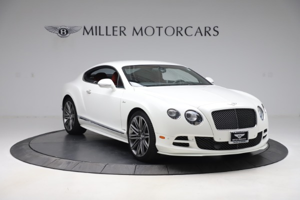 Used 2015 Bentley Continental GT Speed for sale $109,900 at Alfa Romeo of Greenwich in Greenwich CT 06830 11