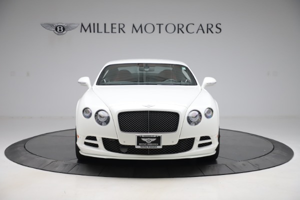 Used 2015 Bentley Continental GT Speed for sale $109,900 at Alfa Romeo of Greenwich in Greenwich CT 06830 12