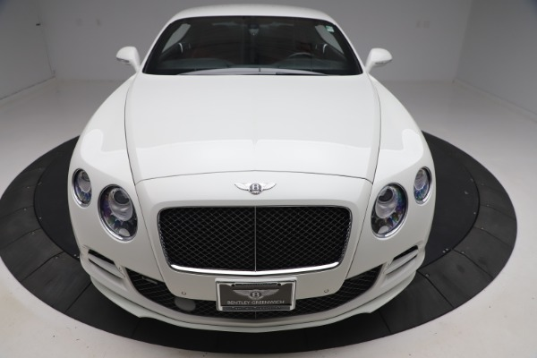 Used 2015 Bentley Continental GT Speed for sale Sold at Alfa Romeo of Greenwich in Greenwich CT 06830 13