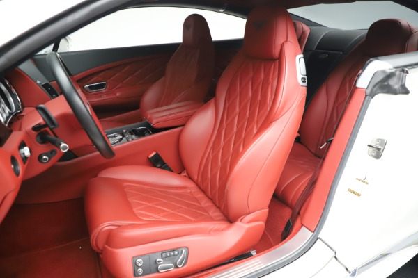 Used 2015 Bentley Continental GT Speed for sale $109,900 at Alfa Romeo of Greenwich in Greenwich CT 06830 17