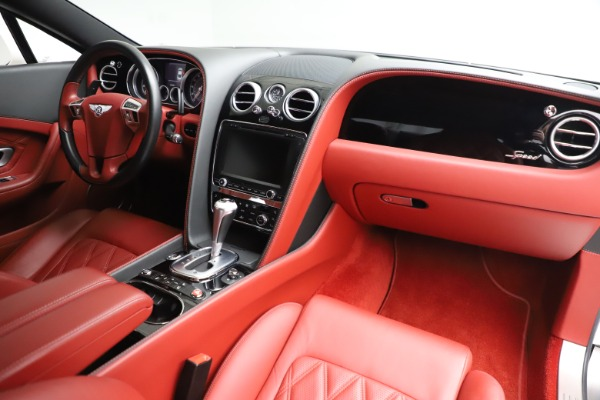 Used 2015 Bentley Continental GT Speed for sale $109,900 at Alfa Romeo of Greenwich in Greenwich CT 06830 25