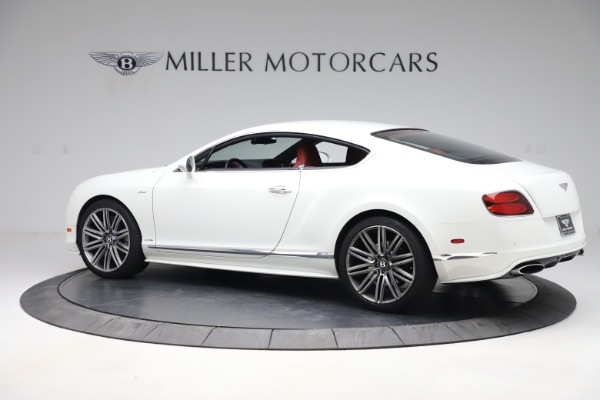 Used 2015 Bentley Continental GT Speed for sale Sold at Alfa Romeo of Greenwich in Greenwich CT 06830 4