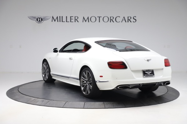 Used 2015 Bentley Continental GT Speed for sale $109,900 at Alfa Romeo of Greenwich in Greenwich CT 06830 5