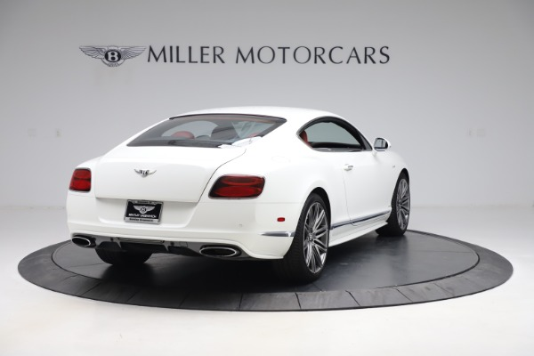 Used 2015 Bentley Continental GT Speed for sale $109,900 at Alfa Romeo of Greenwich in Greenwich CT 06830 7