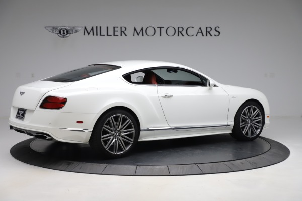 Used 2015 Bentley Continental GT Speed for sale $109,900 at Alfa Romeo of Greenwich in Greenwich CT 06830 8