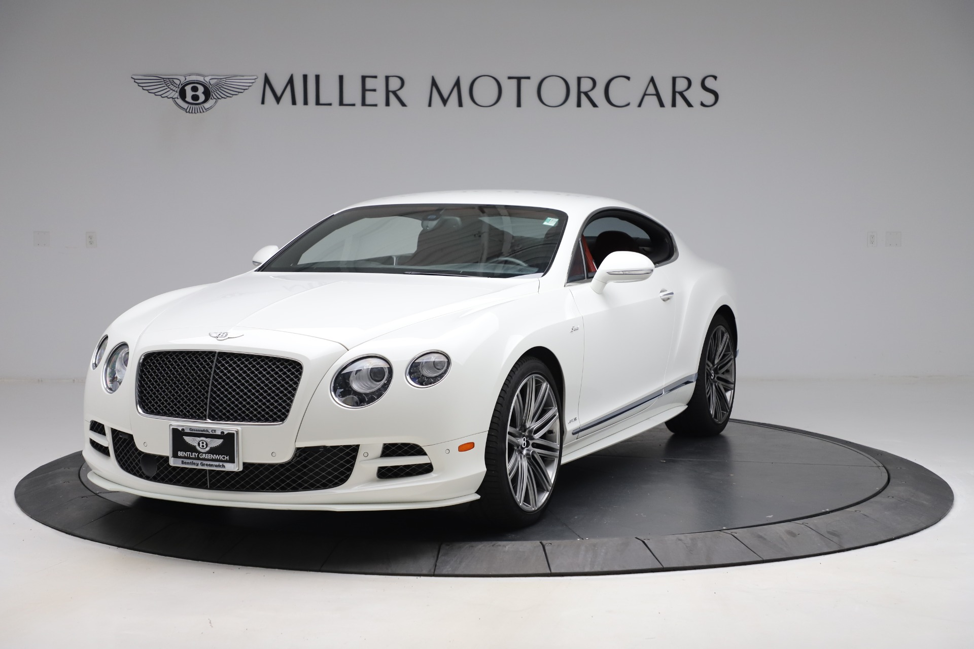 Used 2015 Bentley Continental GT Speed for sale $109,900 at Alfa Romeo of Greenwich in Greenwich CT 06830 1
