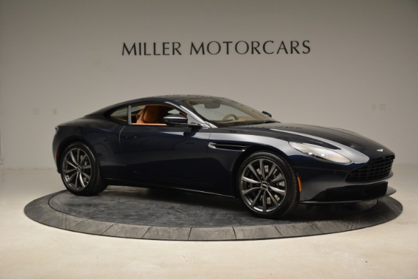New 2018 Aston Martin DB11 V8 for sale Sold at Alfa Romeo of Greenwich in Greenwich CT 06830 10