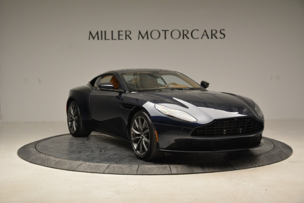 New 2018 Aston Martin DB11 V8 for sale Sold at Alfa Romeo of Greenwich in Greenwich CT 06830 11