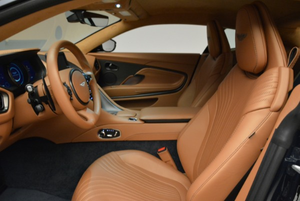 New 2018 Aston Martin DB11 V8 for sale Sold at Alfa Romeo of Greenwich in Greenwich CT 06830 13