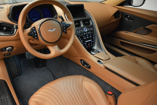 New 2018 Aston Martin DB11 V8 for sale Sold at Alfa Romeo of Greenwich in Greenwich CT 06830 14