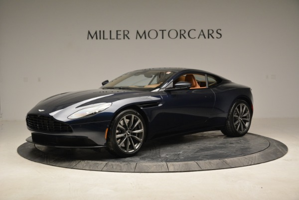 New 2018 Aston Martin DB11 V8 for sale Sold at Alfa Romeo of Greenwich in Greenwich CT 06830 2