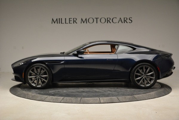 New 2018 Aston Martin DB11 V8 for sale Sold at Alfa Romeo of Greenwich in Greenwich CT 06830 3