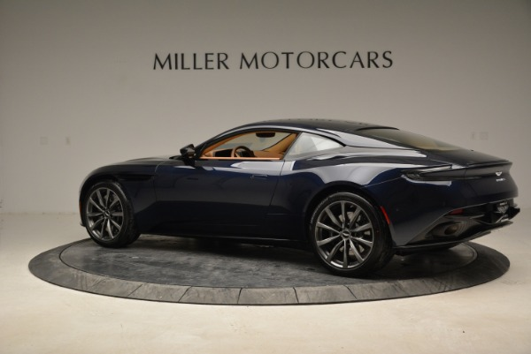 New 2018 Aston Martin DB11 V8 for sale Sold at Alfa Romeo of Greenwich in Greenwich CT 06830 4