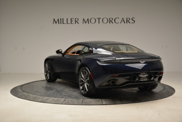 New 2018 Aston Martin DB11 V8 for sale Sold at Alfa Romeo of Greenwich in Greenwich CT 06830 5