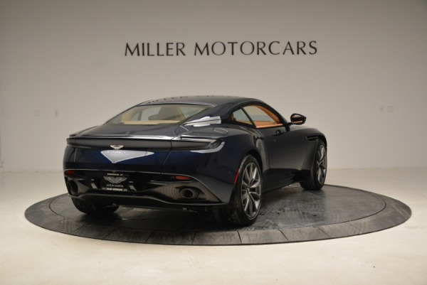 New 2018 Aston Martin DB11 V8 for sale Sold at Alfa Romeo of Greenwich in Greenwich CT 06830 7