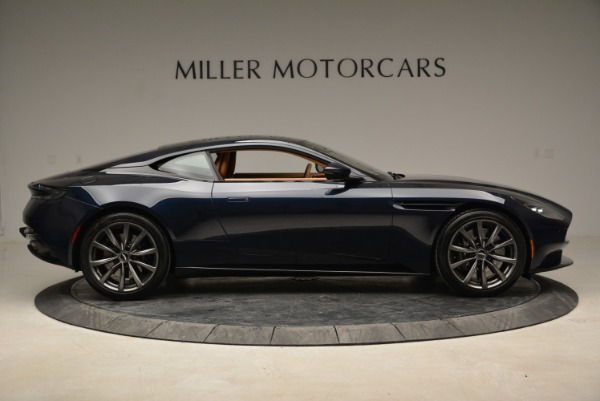 New 2018 Aston Martin DB11 V8 for sale Sold at Alfa Romeo of Greenwich in Greenwich CT 06830 9