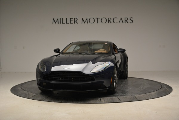 New 2018 Aston Martin DB11 V8 for sale Sold at Alfa Romeo of Greenwich in Greenwich CT 06830 1