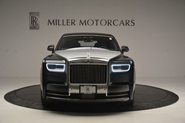 Used 2018 Rolls-Royce Phantom for sale Sold at Alfa Romeo of Greenwich in Greenwich CT 06830 10